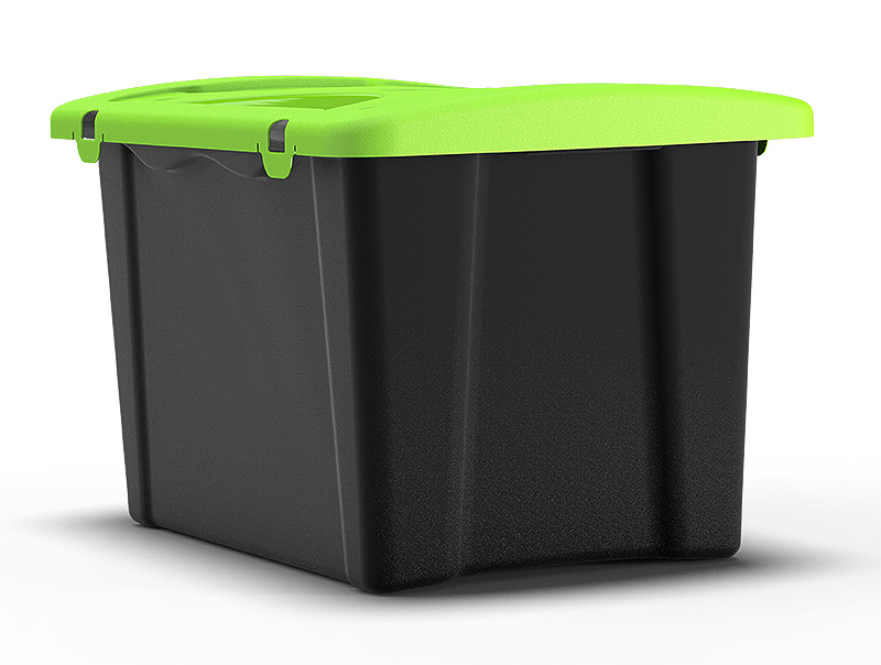 PractiBox frente 1 tapa verde