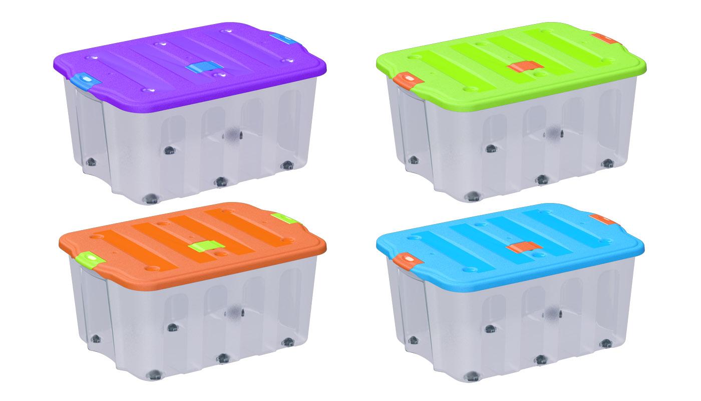 BigBox transparente gama