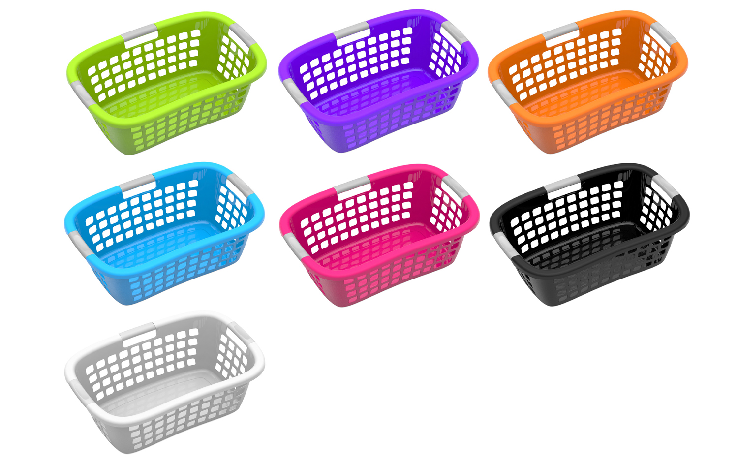 HipBasket colors