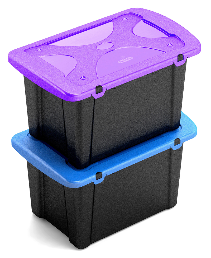 PractiBox stacked