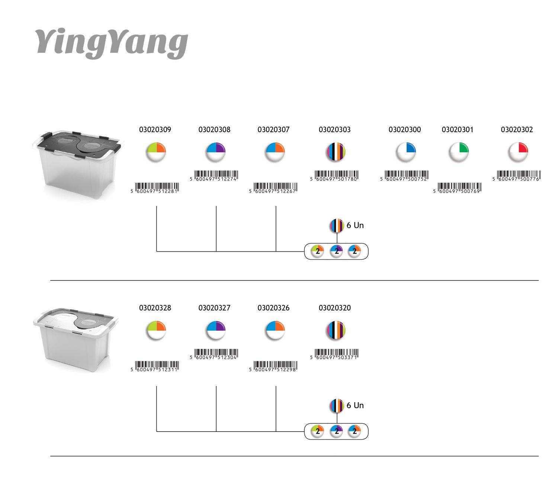 Ying Yang Referencias