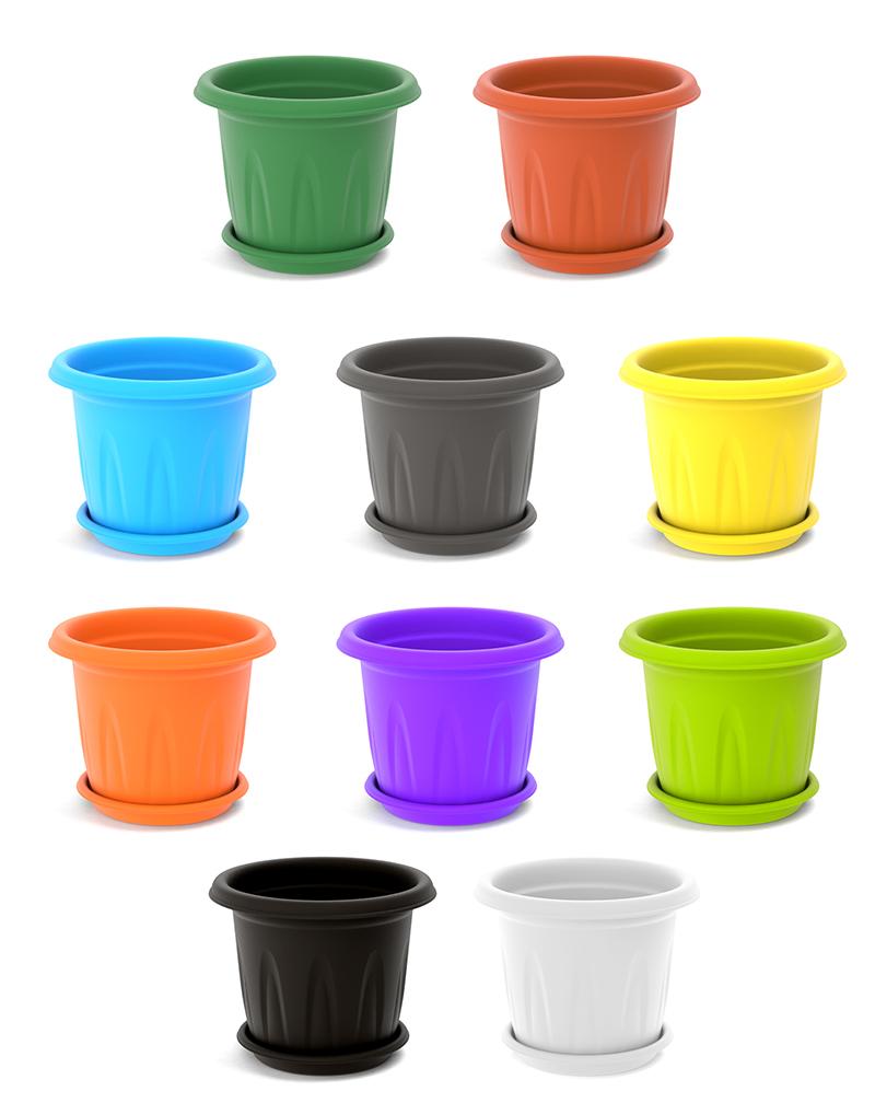 Vasos Florencia Colors